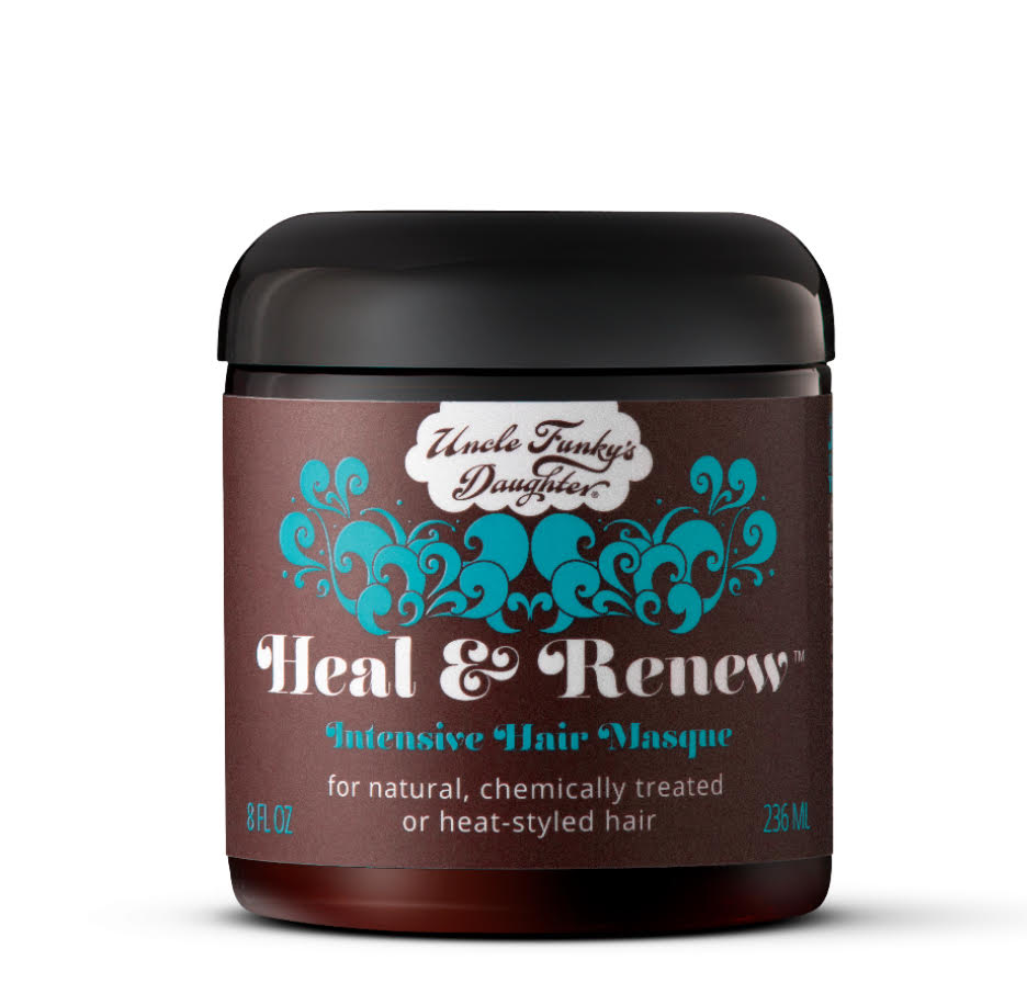 Uncle Funky's Daughter Heal & Renew INTENSIVE HAIR MASQUE 8oz