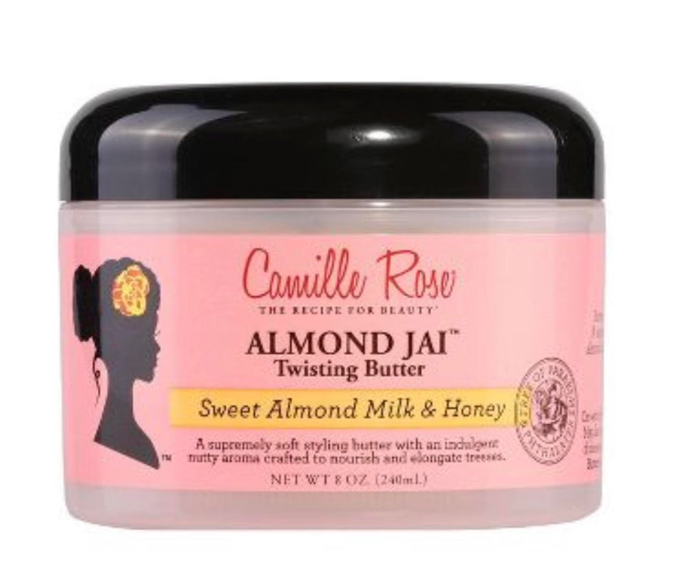 Camille Rose Naturals Almond Jai Twisting Butter 8oz - Regal Roots Hair & Beauty Boutique