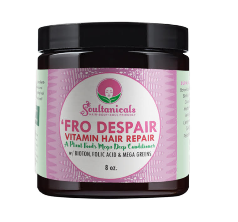 Load image into Gallery viewer, Soultanicals Fro Despair Vitamin Hair Repair 8oz - Regal Roots Hair & Beauty Boutique