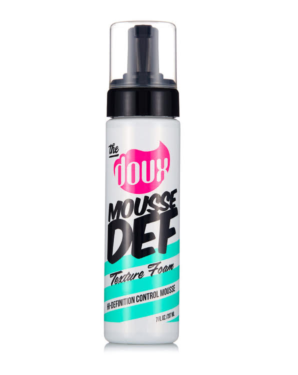 The Doux MOUSSE DEF Texture Foam 7oz - Regal Roots Hair & Beauty Boutique