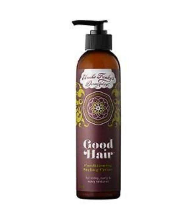 Uncle Funky's Daughter Good Hair CONDITIONING STYLING CREME 8oz