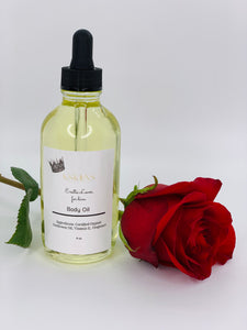 Exotic Lover, for him Body Oil