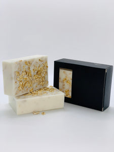 Chamomile Vanilla Oatmeal Honey Bar