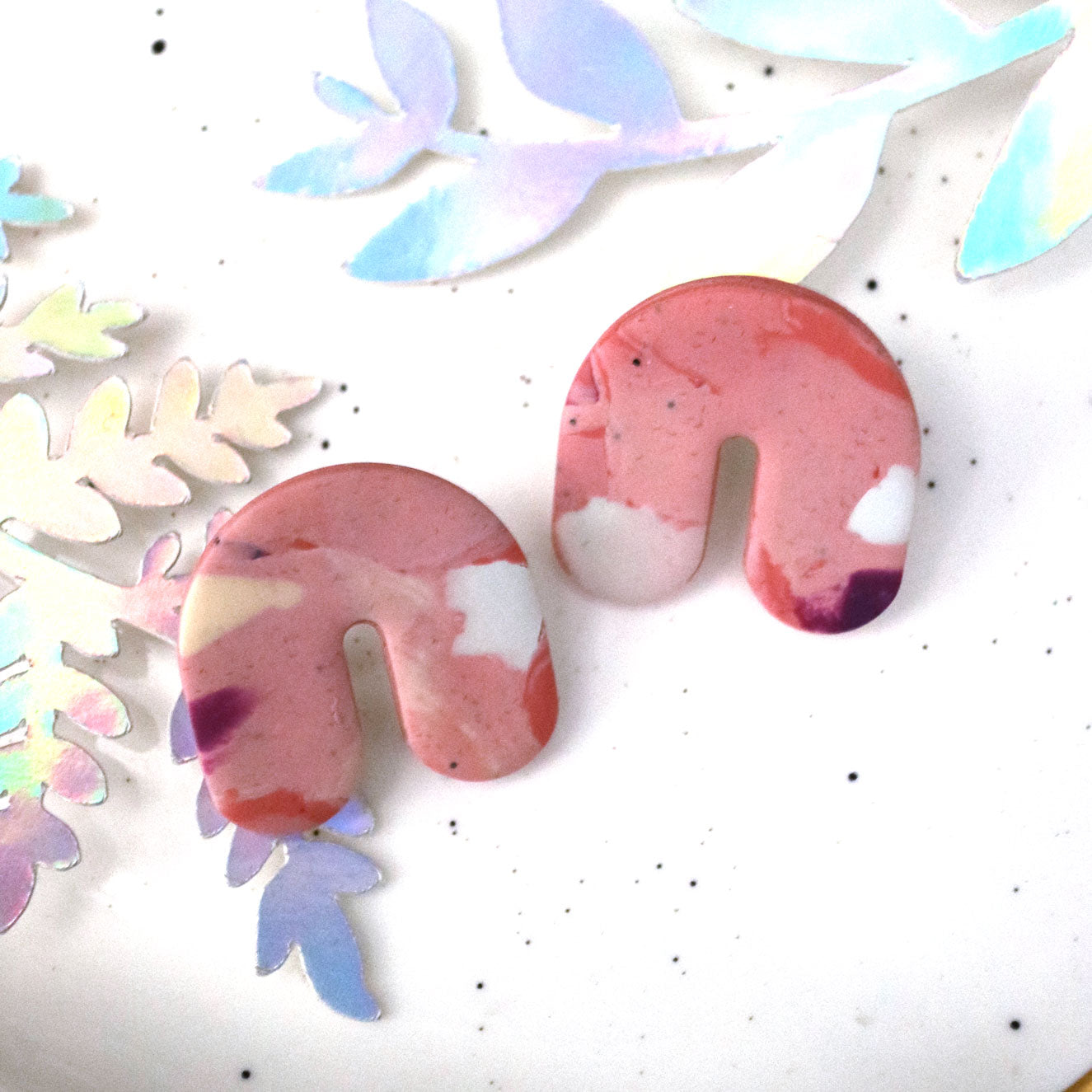 Cloud arch studs 02 • Pick n Mix
