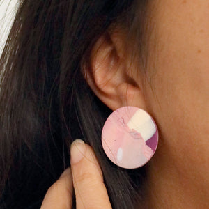 Large circle studs 02 • Pick n Mix