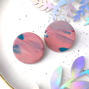 Large circle studs 03 • Pick n Mix