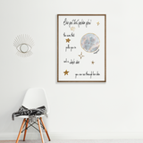 Golden Glow Art Print