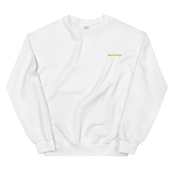 Honey Drenched Eyes Sweatshirt
