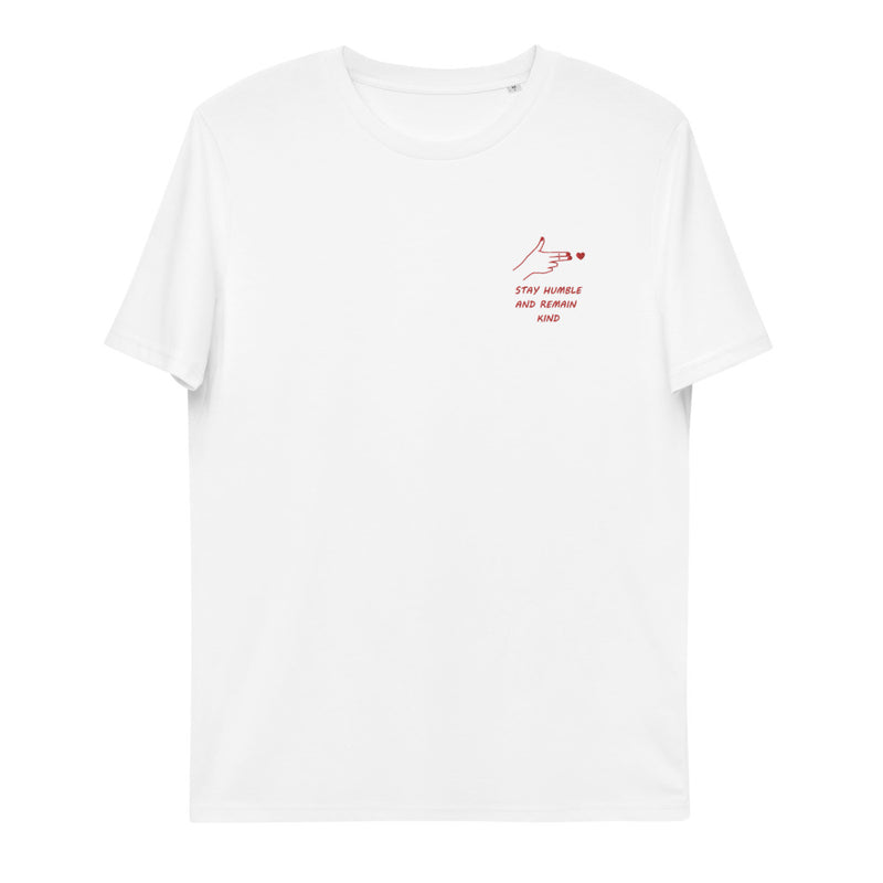 Killing 'Em With Kindness Organic Cotton T-shirt