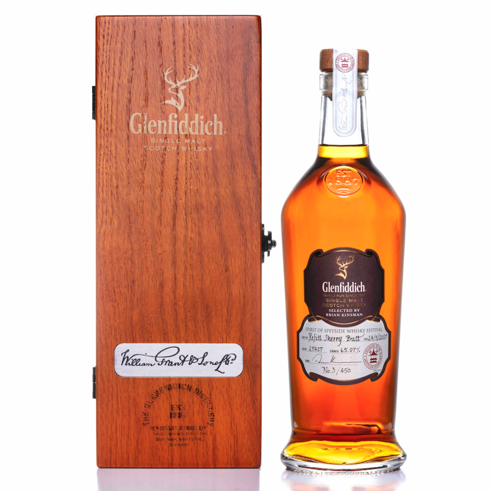 Glenfiddich Spirit of Speyside Distillery Edition 2020