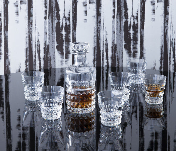 BACCARAT LOUXOR BAR SET