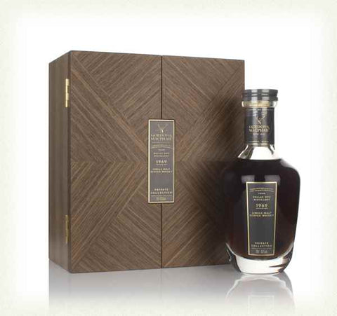 Dallas Dhu 50 Year Old 1969 - Private Collection (Gordon & MacPhail)