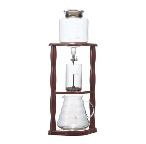 HARIO WDW-6 Water Dripper Wood 2-6 cups