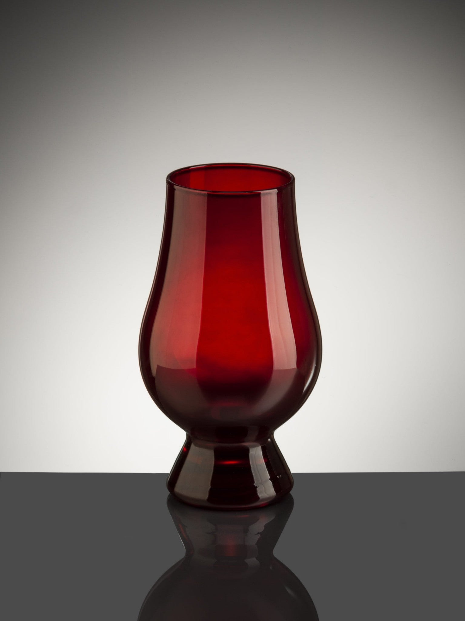 Red Glencairn Glass