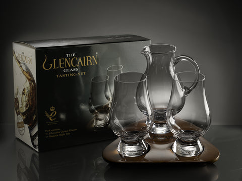 Glencairn Flight Tray Set