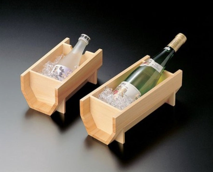 Plain Wood Cooler (Small)