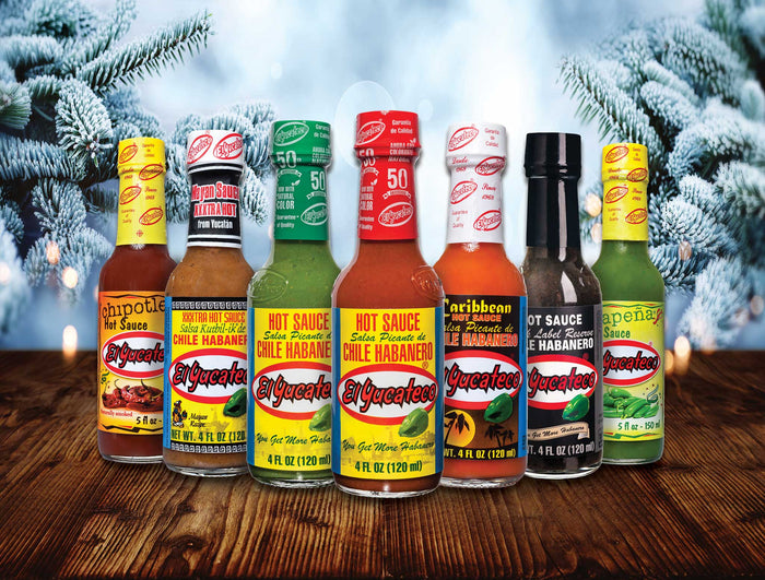 Habanero Holidays: The El Yucateco Gifting Guide