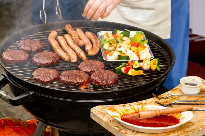 The History of Grilling