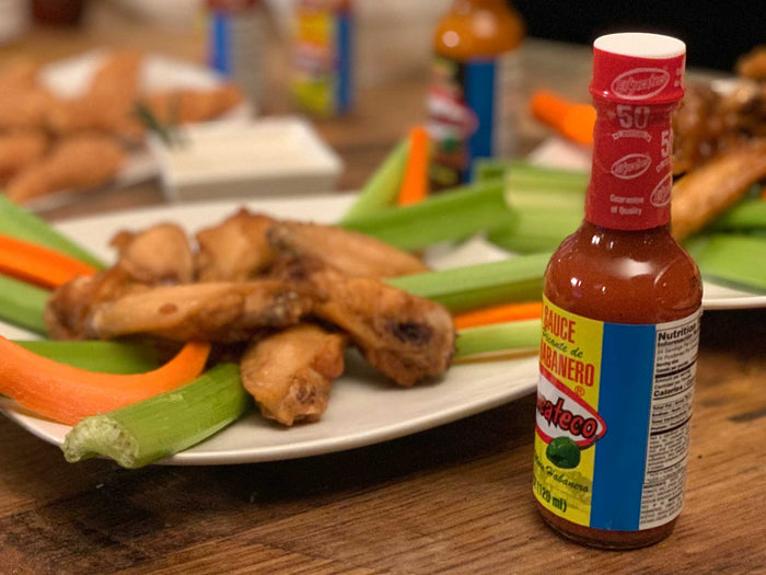 Local Restaurants using El Yucateco Hot Sauce