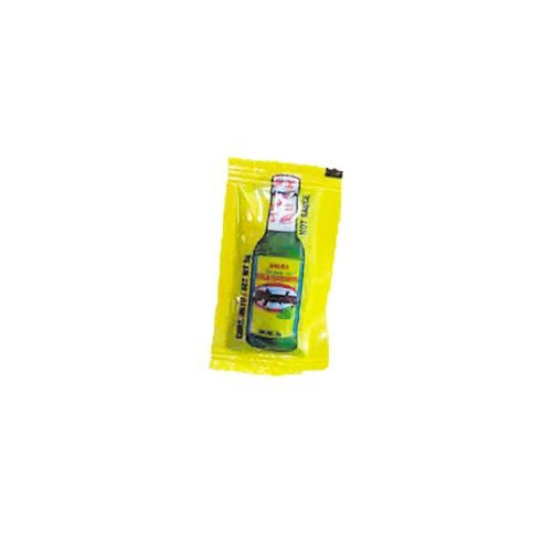 El Yucateco Individual Sauce Packets - CASE