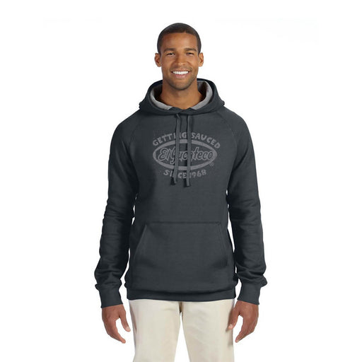 El Yucateco Getting Sauced Hoodie - Unisex - Charcoal Gray