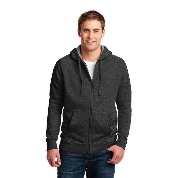 El Yucateco Getting Sauced Zipper Hoodie - Unisex - Charcoal Gray