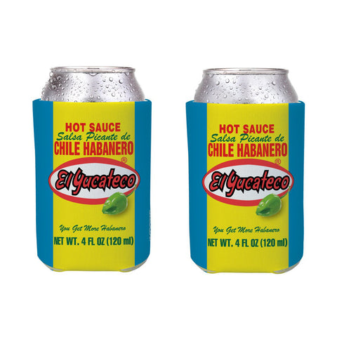 El Yucateco Label Koozie (Set of 2)