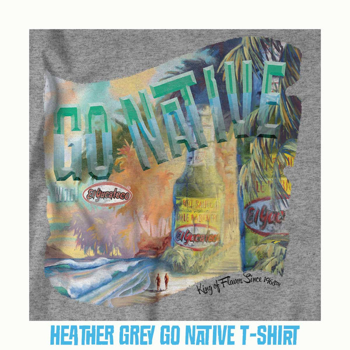 Go Native (2019) Unisex Crew Neck T-shirt - Gear Store Exclusive