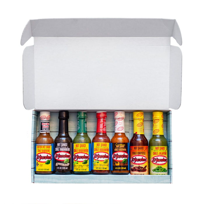El Yucateco Hot Sauce Gift Pack