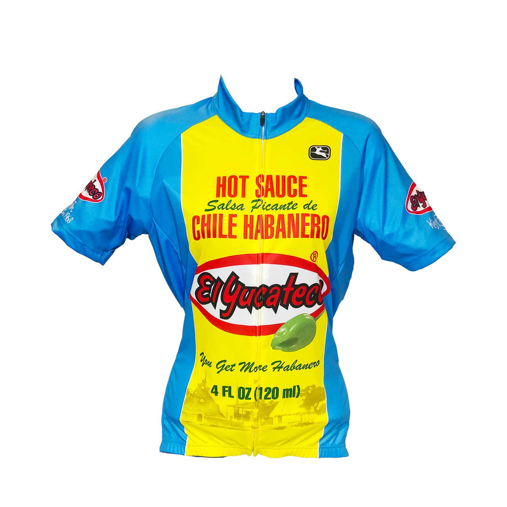 El Yucateco Giordana Custom Women's Bike Jersey