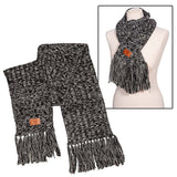El Yucateco Hot Sauce Accessories - Heathered Knit Scarf