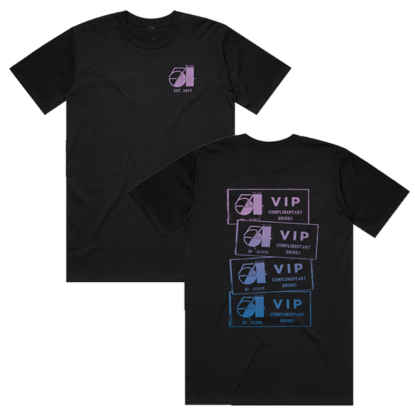 Original VIP Ticket Tee
