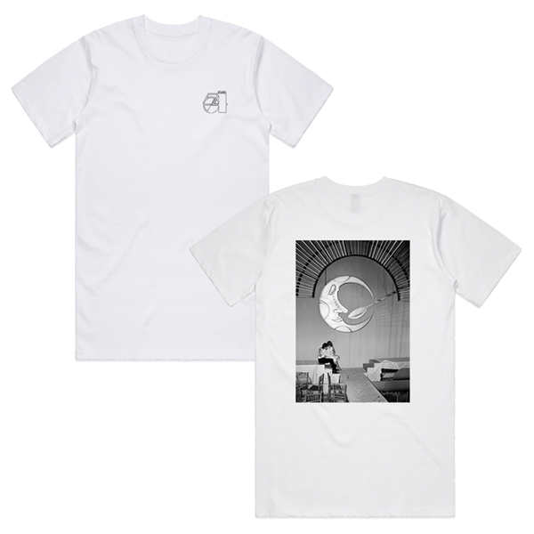 Studio 54 x Bill Bernstein 'Moon & Spoon' T-Shirt