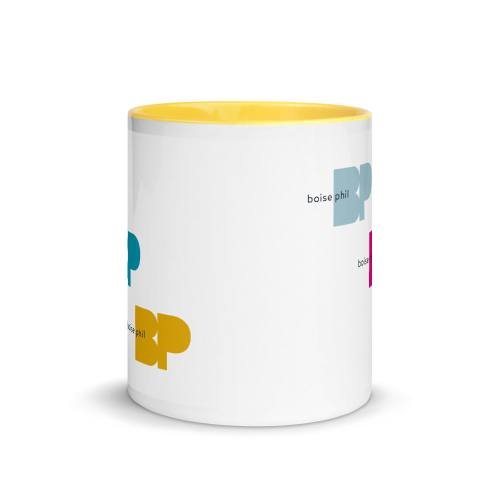 Boise Phil Mug with Color Pop