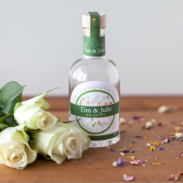 Bespoke gin for your wedding or event