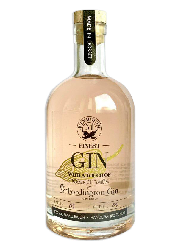 Chilli Gin by Fordington