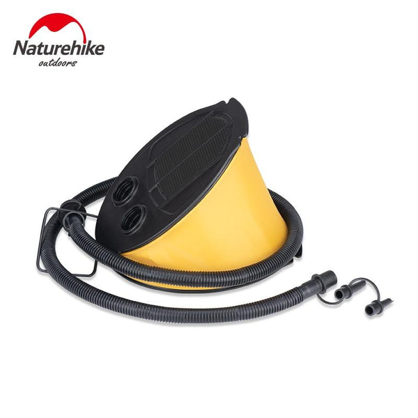 Naturehike Portable Outdoor Multifunction Inflatable Foot inflator Tent Bike Cycling Swimming Ring Accessories