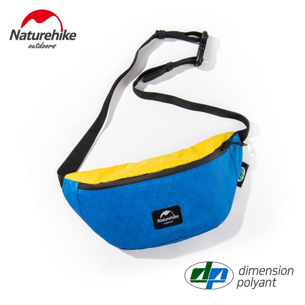 Naturehike Outdoor Mini XPAC Bodypack Sports Bag Men Women Fitness Running Hiking Purse Portable Pocket