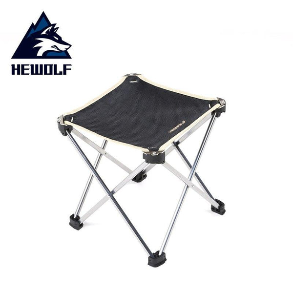 Portable Travel Ultralight Folding Chair Outdoor Camping  Aluminum alloy  Beach Hiking Picnic Seat Fishing Tools Chair