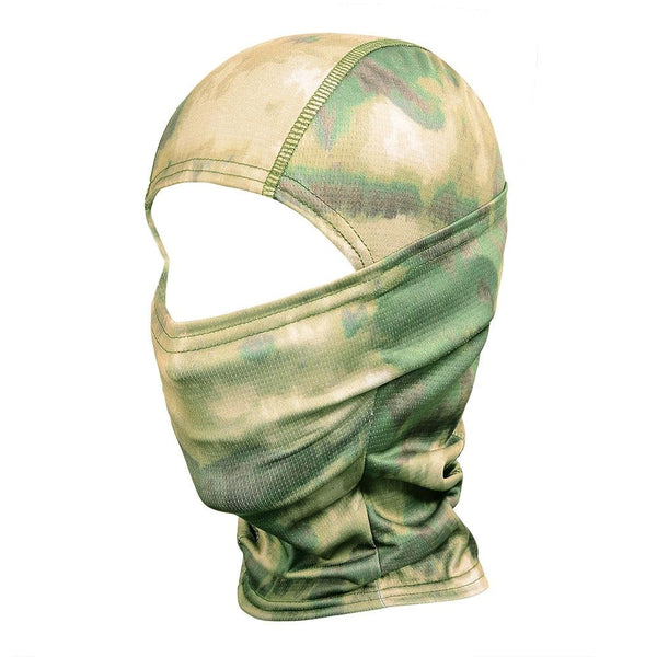 Multicam CP Camouflage Balaclava Full Face Wargame Cycling Hunting Army Bike Military Helmet Liner Tactical Airsoft Cap