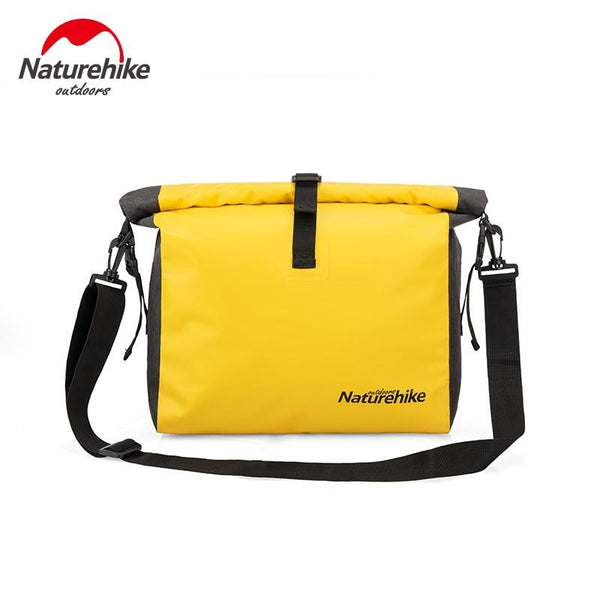 Naturehike Outdoor Waterproof Bag Travel Single-shoulder Bag Messenger Bag Dry And Wet Separation Waterproof Bag NH19SB005