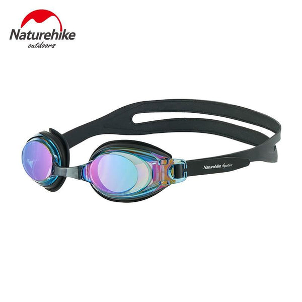 Naturehike Profession Swim Goggles Swimming Diopter Glasses Anti Fog UV Protection Optical Waterproof 200 300 400Myopia Eyewear