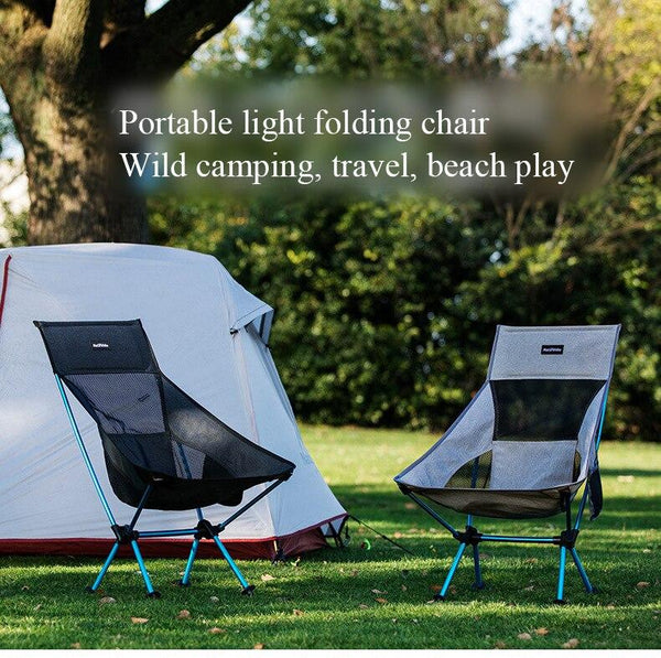 Naturehike Tent Accessories Folding Seat Rest Outdoor Camping Fishing Swimming Rest Portable Folding Garden Beach Lounge Chair