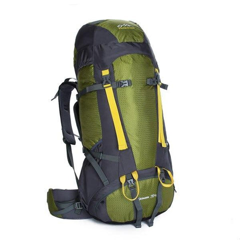 New Arrival Men Women Large Capacity Sport Travel Hiking Backpack Camping Equipment Outdoor camping 75l Bag
