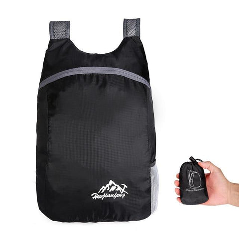 20L Lightweight Packable Backpack Foldable ultralight Outdoor Folding Handy Travel Daypack Bag nano daypack for men women
