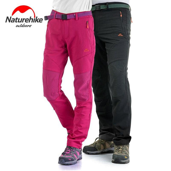 Naturehike hiking pants men camping sports trousers sportswear male breathable outdoor clothing windproof Warm waterproof