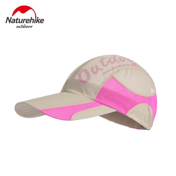 Naturehike outdoor sports caps Tongue hat Camping Hiking waterproof sun hat men women unti-UV cap