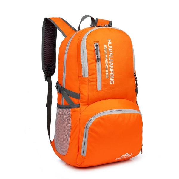 Lightweight Multifunction Waterproof Backpack Men/Women Outdoor Travel Backpack Hiking Folding Shoulder Bag Rucksack