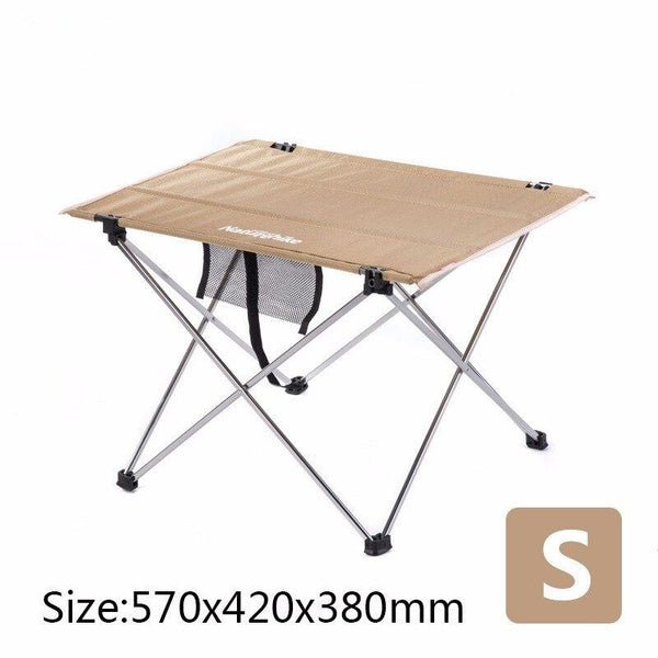 Naturehike Outdoor Camping Wild Dining Picnic Travel Ultra-light Carry Beach Thicken Oxford Cloth Folding Tea Coffee Table Desk