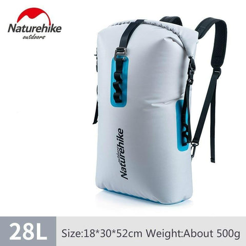 Naturehike New Product TPU Shoulders Dry And Wet Separation Surf Bag For Waterproof Bag Diving Swimming Beach Storage Bag